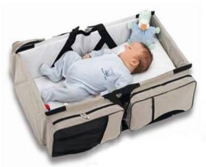 портативная переносная кроватка