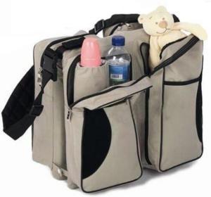 сумка для детских вещей в дорогу с кроваткой